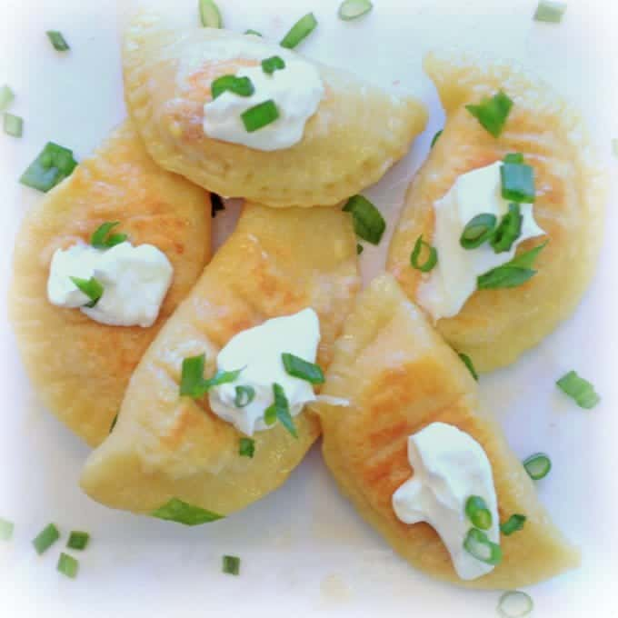 Polish Pierogi Recipe from Platter Talk