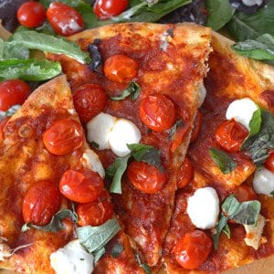 Easy Margherita PIzza
