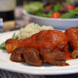 Slow Cooker Barbecue Chicken from Platter Talk