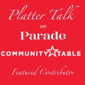 Platter Talk on Parade