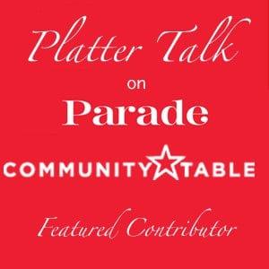 Platter Talk on Parade
