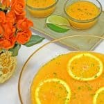 Chilled Cantaloupe Soup