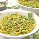 Arugula Pesto Pasta, New Summer Taste Sensation