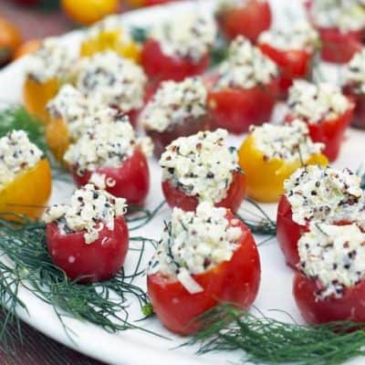 Summer Appetizers for Every Taste