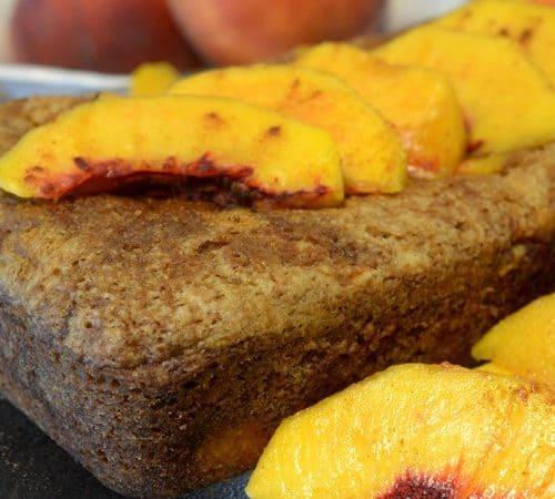 Brandy Peach Bread Recipe