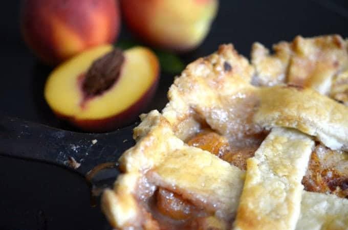 11 Peach Recipes