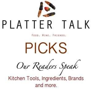 Platter Talk Picks