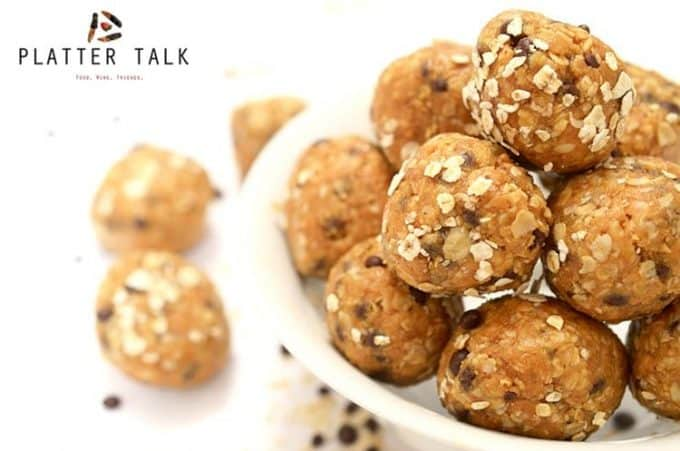 Peanut Butter Power Balls Recipe from Platter Talk