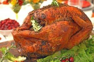 Savory & Citrus Roast Turkey