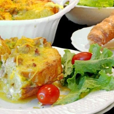 Cowboy Christmas Breakfast Casserole Recipe