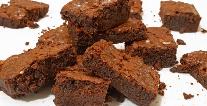 Supernatural Fudge Brownies Recipe Video – Platter Talk Kids