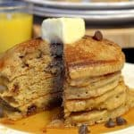 Whole Wheat Buttermilk Pancakes Recipe