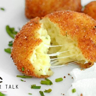 Mashed Potato Croquette Recipe from Platter Talk