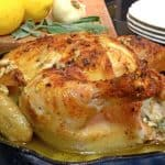 Chicken in Milk Recipe on Platter Talk