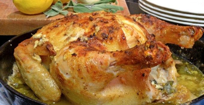 Jamie Oliver's Chicken in Milk Recipe on Platter Talk