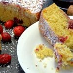 Cranberry Swirl Cake Recipe by Platter Talk