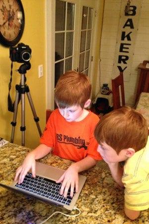 Supernatural Brownies Recipe Video - Platter Talk Kids