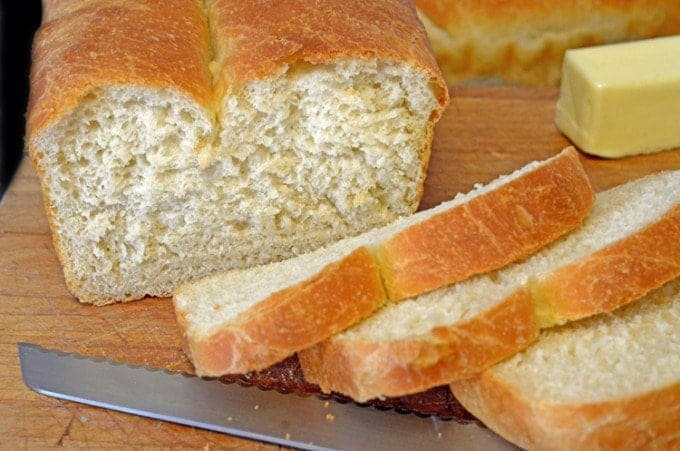 Simple Bread & Cinnamon Bread Recipe