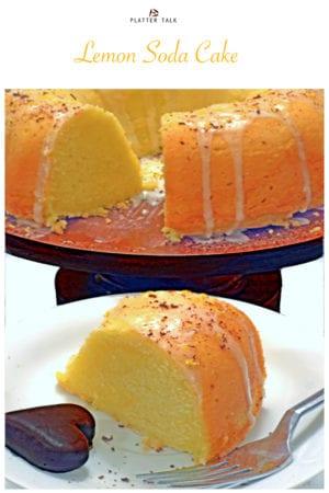 Lemon soda pound cake Platter Talk