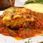 Baked Eggplant Parmesan Recipe from Platter Talk