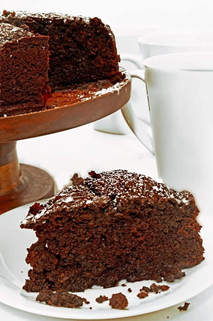Chocolate Whiskey Cake New York Times
