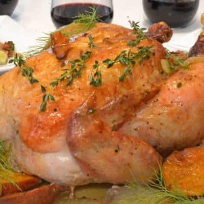 Roast Chicken Recipes You Need to Try Now