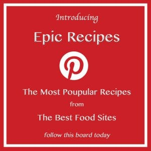 Epic Recipes from Platter Talk