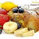 Sir Bananas™ French Toast Bake Recipe