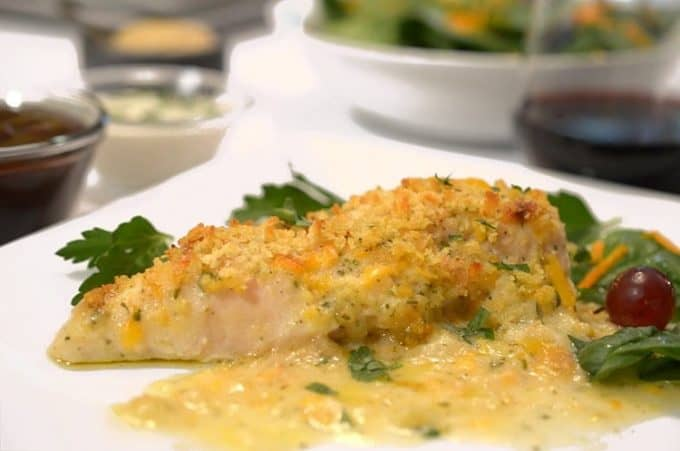 Crispy Ranch Chicken Breasts