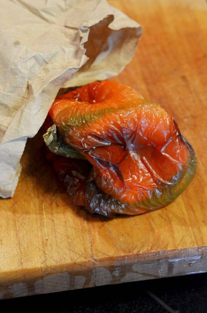How to Roast a Pepper in the Oven
