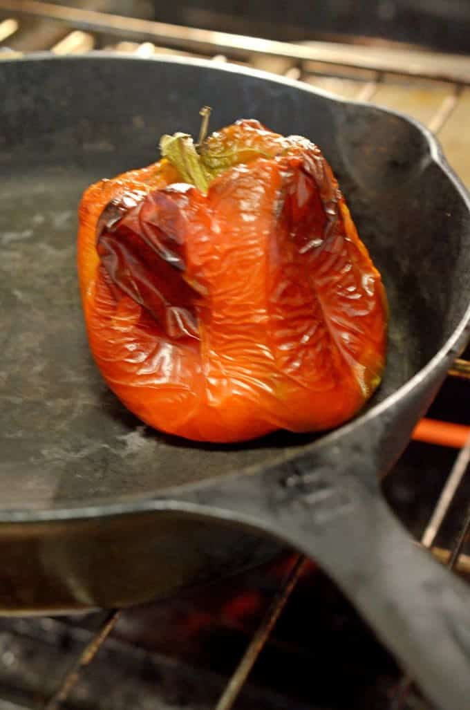 How to Make Roast a Pepper in the Oven