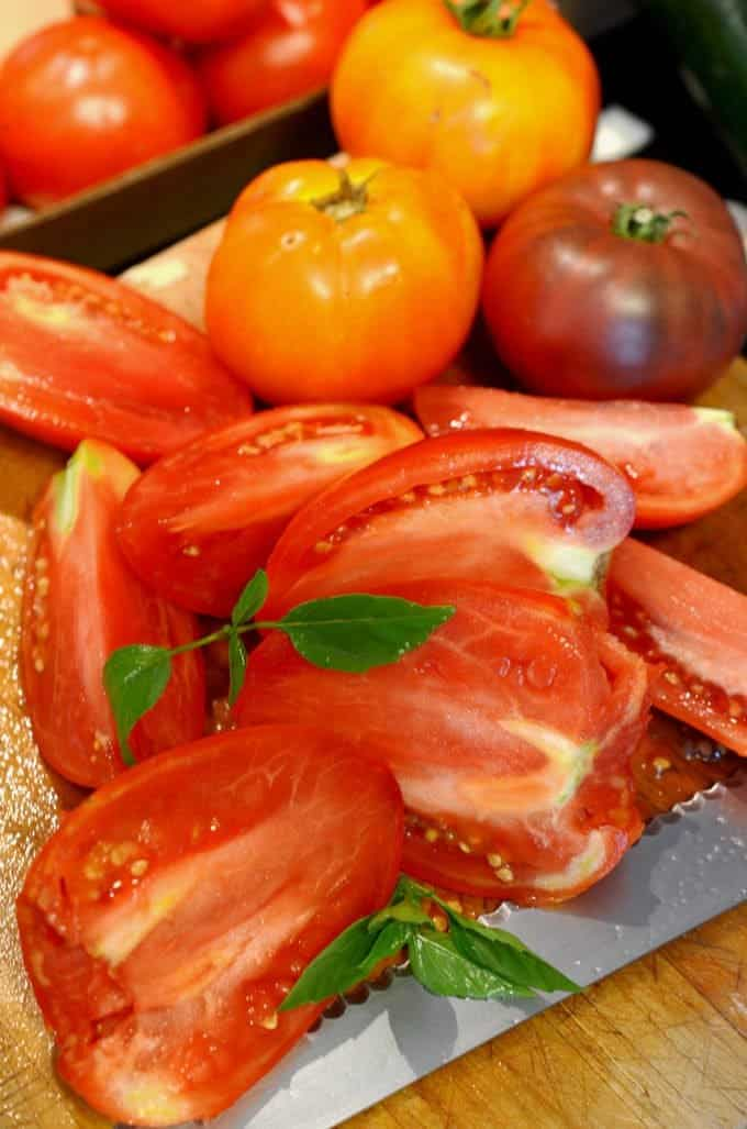 Slow Cooked Tomato Sauce Recipe from Platter Talk