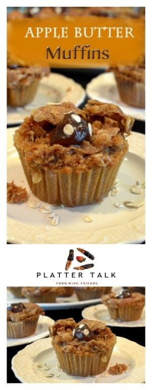 Apple Butter Muffins are a savory and delicious way to enjoy the warm and savory flavors of fall.
