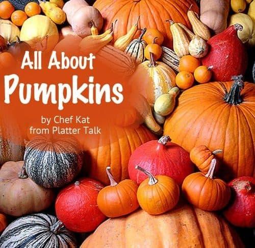 All About Pumpkins from Plattrer Talk