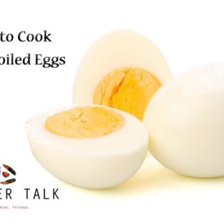How to Cook Hard-Boiled Eggs