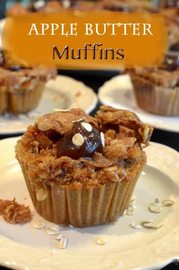 A brown muffin