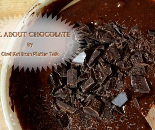 All About Chocolate by Platter Talk