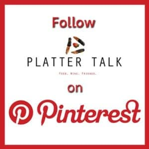 Follow Platter Talk on Pinterest