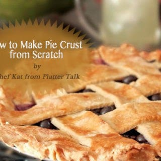 How to Make a Pie Crust from Scratch