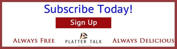 Subscribe to Platter Talk