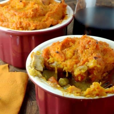 Fall Shepherd's Pie, Featuring Butternut Squash