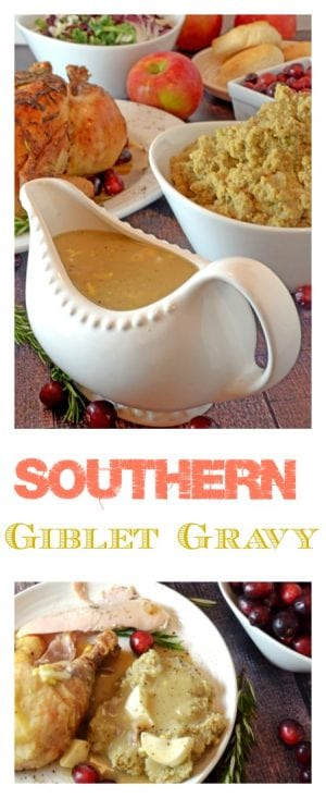 This authentic Recipe for Griblet Gravy comes from Texas family where it has been passed on for generations.