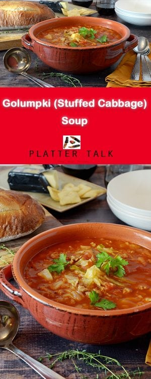 Golumpki Soup on Pinterest