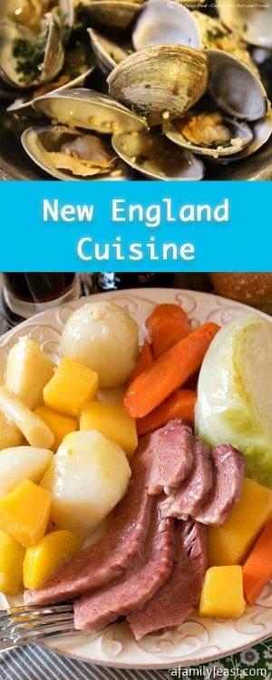 New England Cuisine