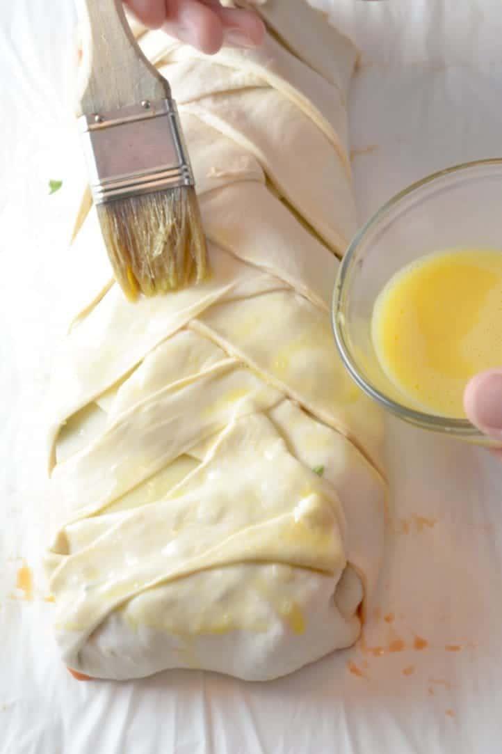 Italian Meatball Stromboli Recipe