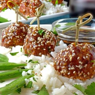 Asian Meatballs Recipe