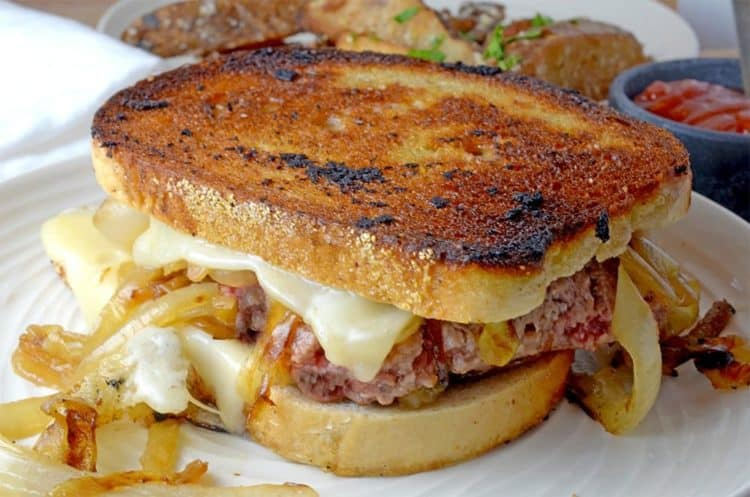 Patty Melts - Classic Americana From Your Own Kitchen ...