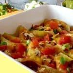 Stuffed Taco Shells Recipe