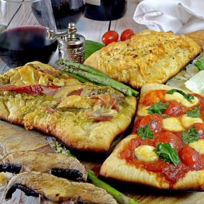 Enjoy the flavor of outdoor cooking with these grilled pizza recipes from Platter Talk