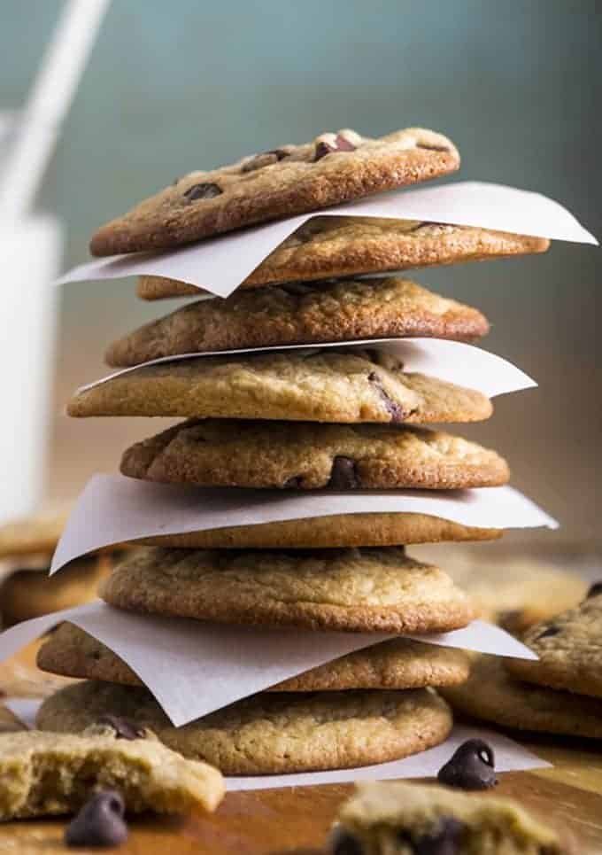 like to share some tips on baking the perfect chocolate chip cookie ...